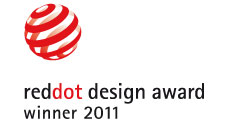 reddot design award 2011